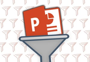 Powerpoint funnel diagrams