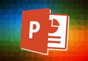 Powerpoint color palette