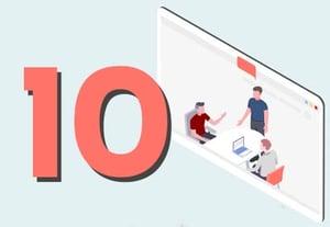 10 isometric