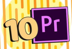 10 premiere pro veritcal
