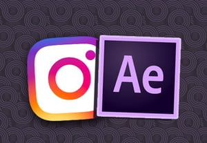 Instagram after effects