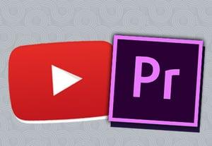 Premiere youtube intro