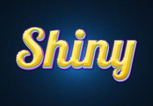 Shiny thumb b