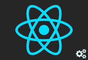Setup react logo