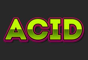 Acidtexteffectpreview