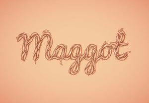 Maggottexteffectpreview