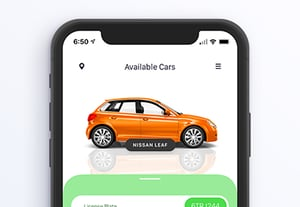Electriccarsharingapppreview