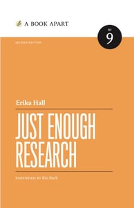 Just enough research 2e