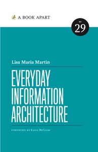 Everyday information architecture400