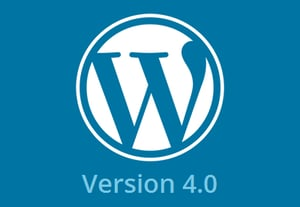 Wordpress 4 logo