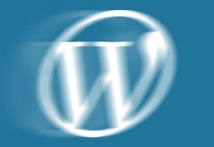 Speedy wordpress logo