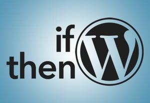 Ifttt wordpress