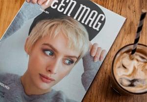 Magazinecover icon