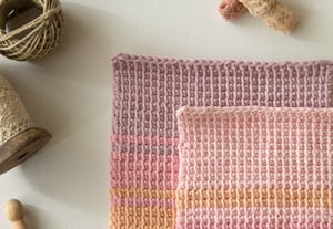 Acreativebeing wink tunisian wash cloths preview