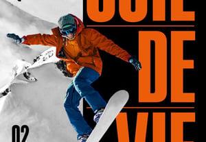 Snowboarding poster thumbnail