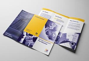 3 trifold brochure thumbnail