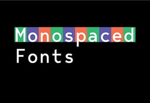 Monospacedfonts thumb 2 5