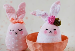 Sock bunny tutorial preview