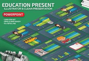 Education thumb ppt