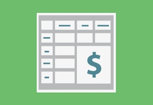 Cash versus accrual accounting spreadsheet