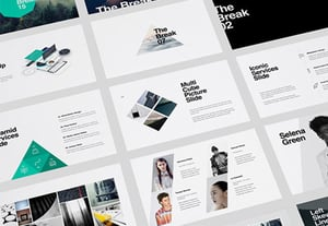 Best keynote presentation templates preview