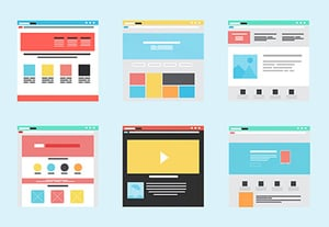 Squeeze page designs