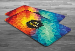 Creative business card templates photoshop