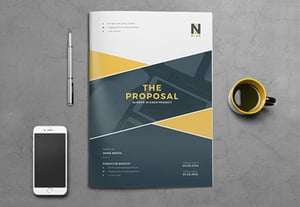Best business proposal template designs