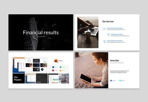 How to create google slides presentations from themes
