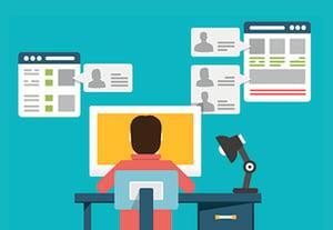 Optimize social media profiles
