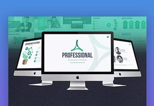 Best professional business powerpoint template slides