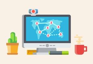 Brain netting brainstorming online