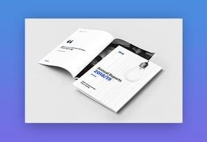 Annual report indesign templates inspiration
