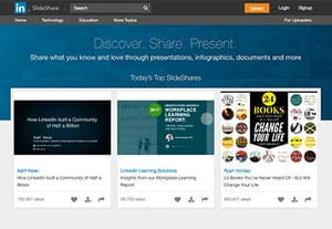 Best powerpoint slideshare presentation examples