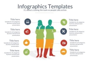 Infographic templates preview