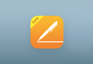 Pages icloud icon
