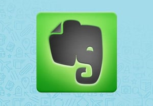 Evernote document icon