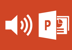 Powerpoint sound