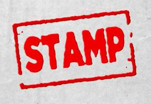 Tuts thumbnail stamp