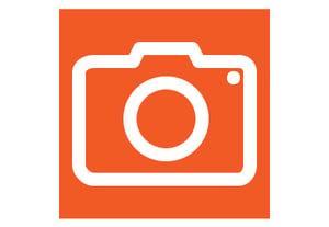 Camera icon large