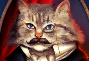 Dappercat preview