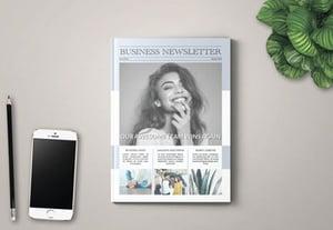 Newsletter templatespre