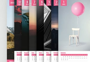 Indesign calendarpre