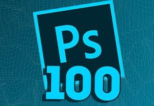 100 photoshop free