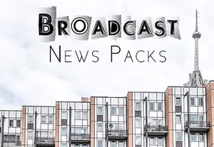 Broadcast news packs preview