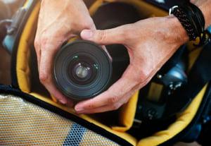 Camera photography design studio lens