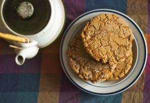 Tea and cookies tutorial