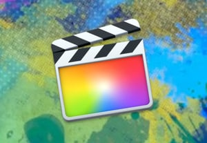 How to add text fcpx