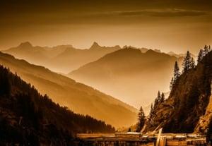 50 magnificent landscapes