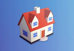 3d mini house thumbnail